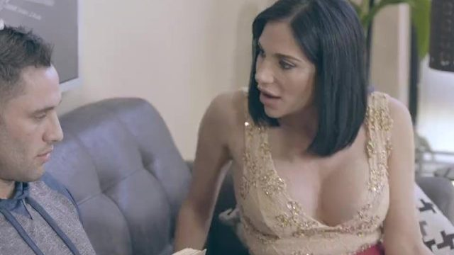 My dick Stuck In to My Step Mom ass and mom Wants it More xnxxx