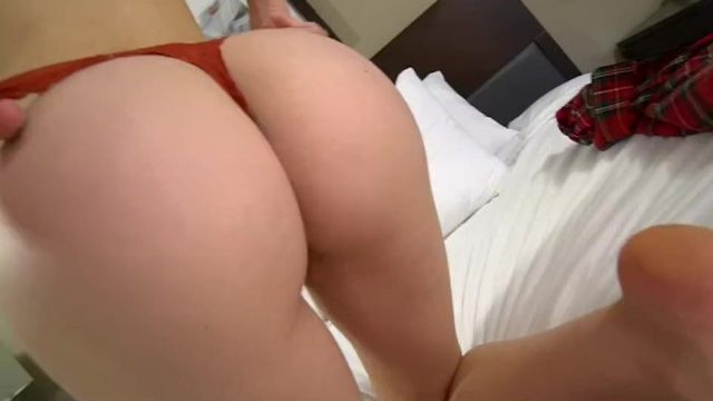 xtube Sexy girl with round butt fucked in front of sxxx camera