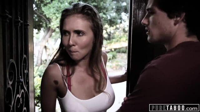 pornhub bruntee Lena Paul Filled with cum of 2 step Brothers xxxhd